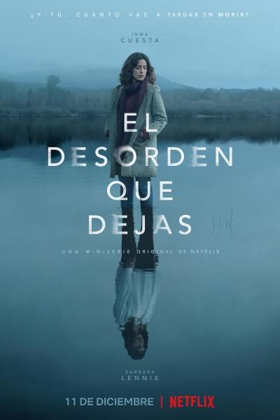 Caratula, cartel, poster o portada de El desorden que dejas