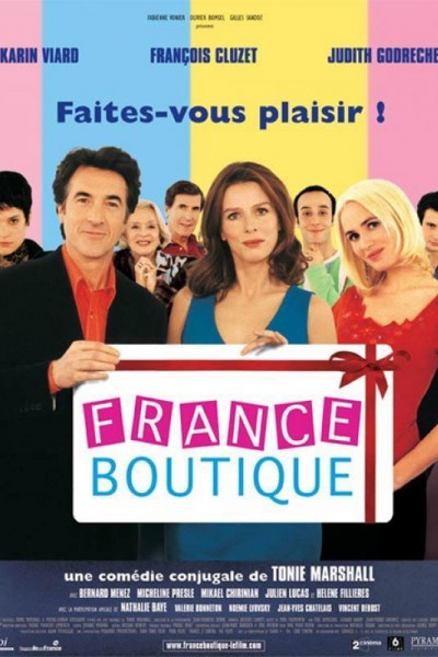 Caratula, cartel, poster o portada de France Boutique