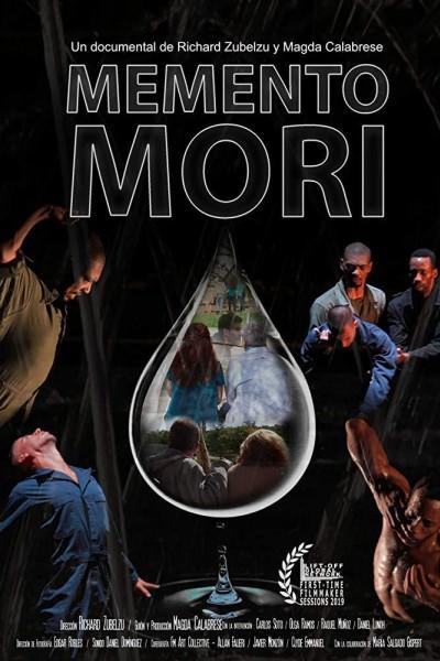 Caratula, cartel, poster o portada de Memento mori