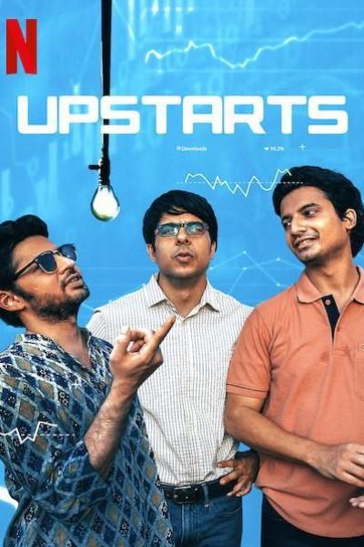 Caratula, cartel, poster o portada de Upstarts