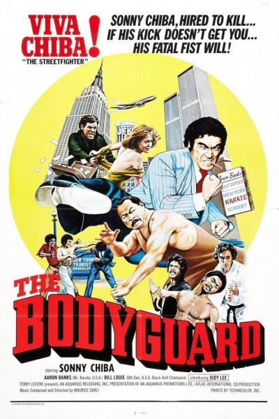 Caratula, cartel, poster o portada de The Bodyguard