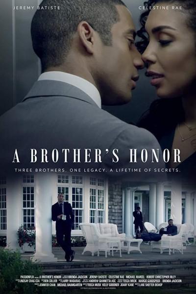 Caratula, cartel, poster o portada de A Brother\'s Honor