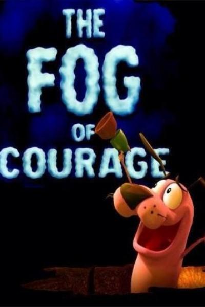 Caratula, cartel, poster o portada de The Fog of Courage