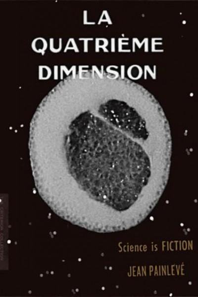 Caratula, cartel, poster o portada de La quatrième dimension