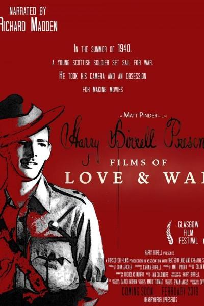 Caratula, cartel, poster o portada de Harry Birrell Presents Films of Love and War