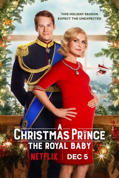 Caratula, cartel, poster o portada de Un príncipe de Navidad: Bebé real