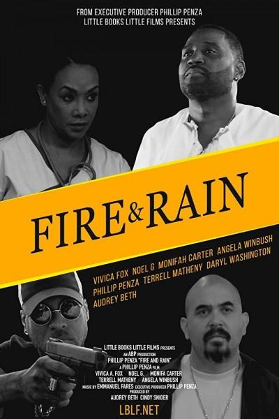 Caratula, cartel, poster o portada de Fire & Rain