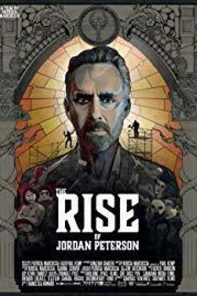 Caratula, cartel, poster o portada de El auge de Jordan Peterson