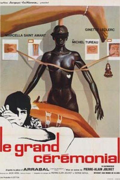 Caratula, cartel, poster o portada de Le grand cérémonial