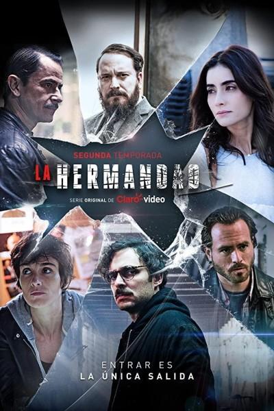 Caratula, cartel, poster o portada de La Hermandad