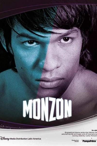 Caratula, cartel, poster o portada de Monzón