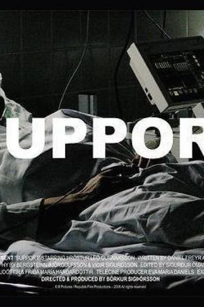 Caratula, cartel, poster o portada de Support