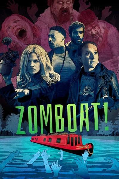 Caratula, cartel, poster o portada de Zomboat!