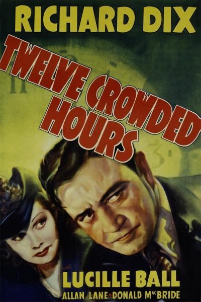 Caratula, cartel, poster o portada de Twelve Crowded Hours