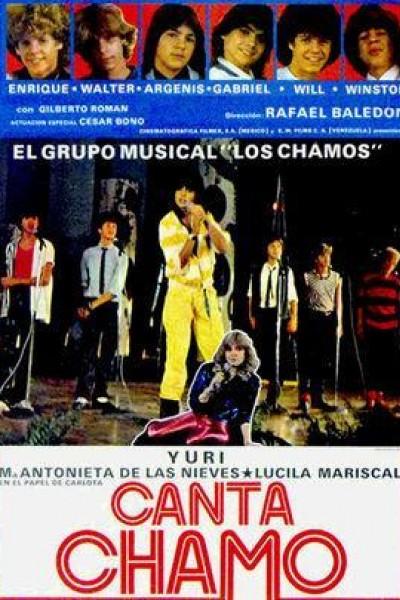 Caratula, cartel, poster o portada de Secuestro en Acapulco (Canta chamo)
