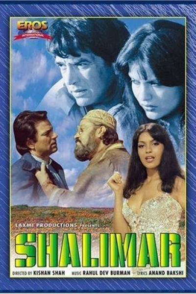 Caratula, cartel, poster o portada de Shalimar