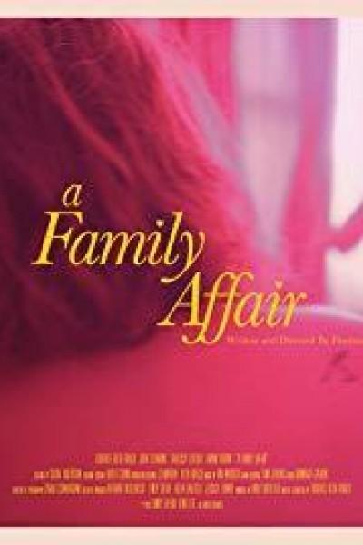 Caratula, cartel, poster o portada de A Family Affair