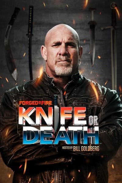 Caratula, cartel, poster o portada de Forged in Fire: Knife or Death