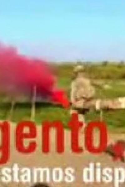 Caratula, cartel, poster o portada de Sargento, ¿a qué estamos disparando?