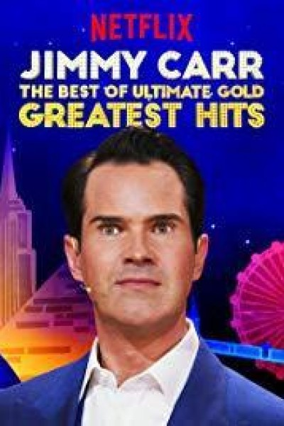 Caratula, cartel, poster o portada de Jimmy Carr: The Best of Ultimate Gold Greatest Hits