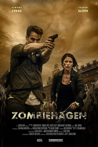 Caratula, cartel, poster o portada de Zombiehagen