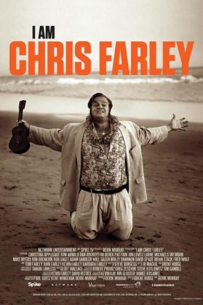 Caratula, cartel, poster o portada de I Am Chris Farley