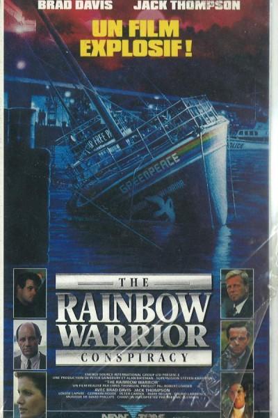Caratula, cartel, poster o portada de The Rainbow Warrior Conspiracy