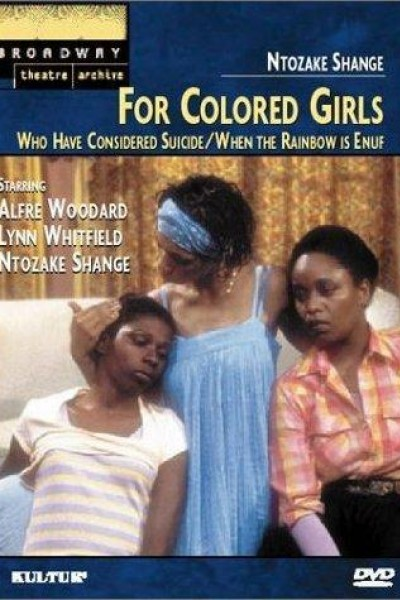 Caratula, cartel, poster o portada de For Colored Girls, Who Have Considered Suicide
