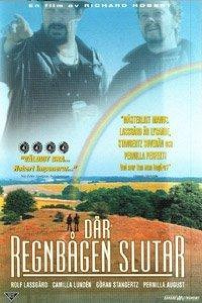 Caratula, cartel, poster o portada de Where the Rainbow Ends