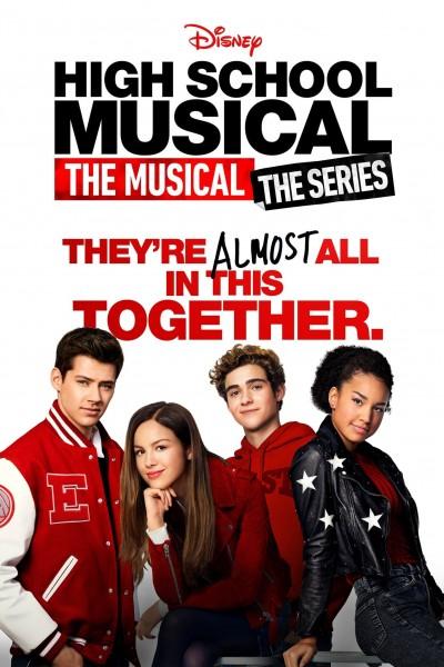 Caratula, cartel, poster o portada de High School Musical. El Musical: La Serie