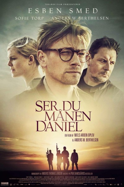 Caratula, cartel, poster o portada de Ser du månen, Daniel
