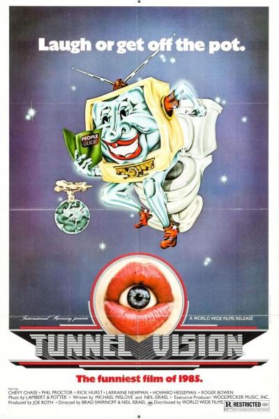 Caratula, cartel, poster o portada de Tunnel Vision