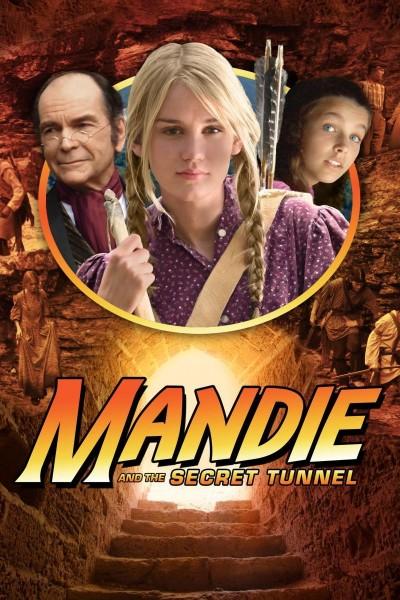 Caratula, cartel, poster o portada de Mandie and the Secret Tunnel