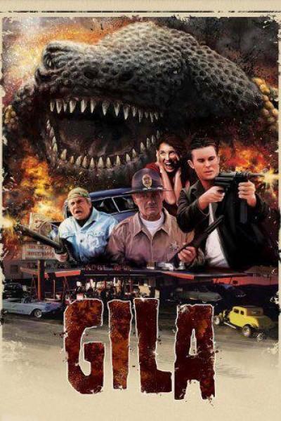 Caratula, cartel, poster o portada de Gila!