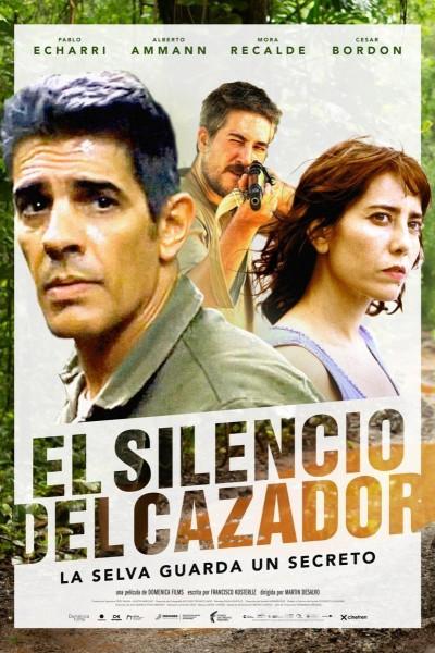 Caratula, cartel, poster o portada de El silencio del cazador