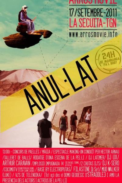 Caratula, cartel, poster o portada de Arròs Movie