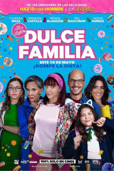 Caratula, cartel, poster o portada de Dulce familia