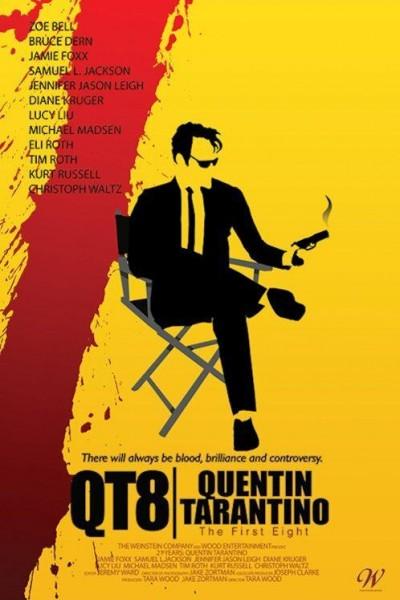 Caratula, cartel, poster o portada de Tarantino total