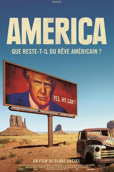 Caratula, cartel, poster o portada de America