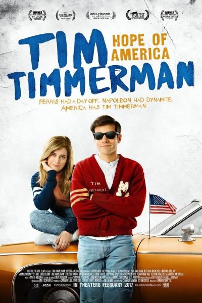 Caratula, cartel, poster o portada de Tim Timmerman, Hope of America
