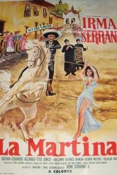Caratula, cartel, poster o portada de La Martina