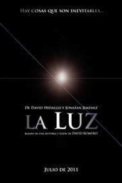 Caratula, cartel, poster o portada de La Luz