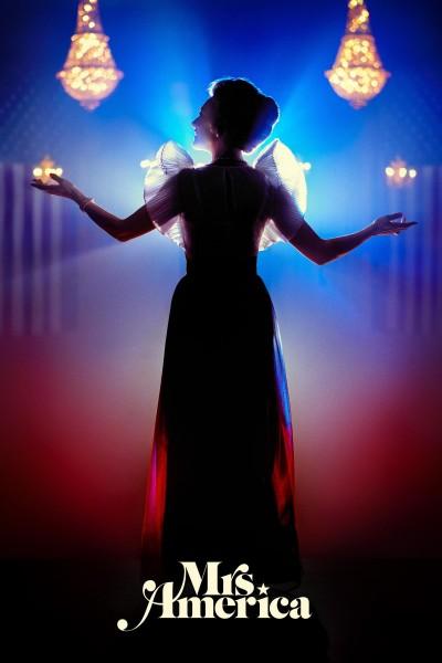 Caratula, cartel, poster o portada de Mrs. America