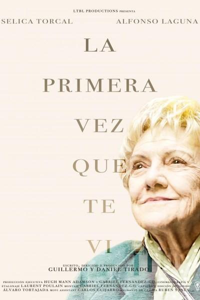Caratula, cartel, poster o portada de La primera vez que te vi