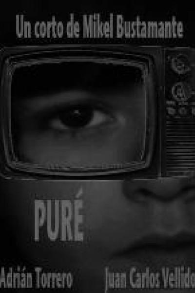 Caratula, cartel, poster o portada de Puré