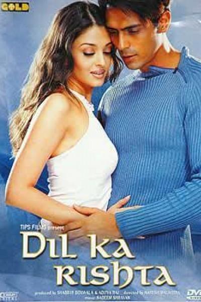 Caratula, cartel, poster o portada de Dil Ka Rishta