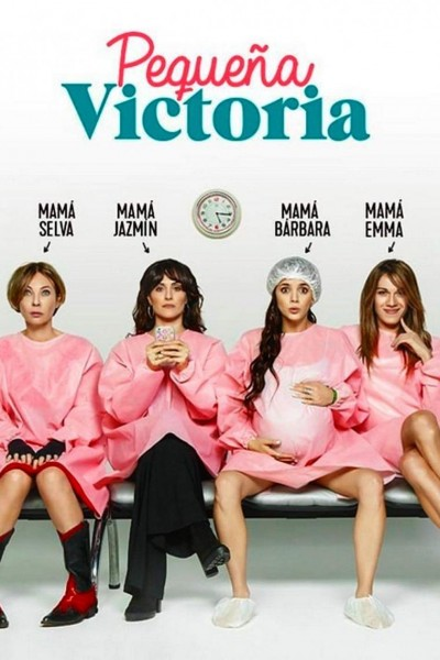 Caratula, cartel, poster o portada de Pequeña Victoria