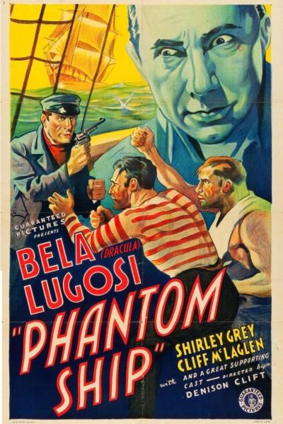 Caratula, cartel, poster o portada de El barco fantasma (El velero de la muerte)