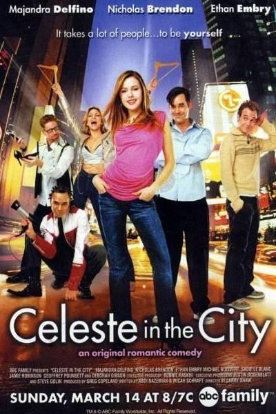 Caratula, cartel, poster o portada de Celeste en la ciudad