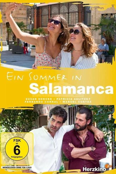 Caratula, cartel, poster o portada de Un verano en Salamanca